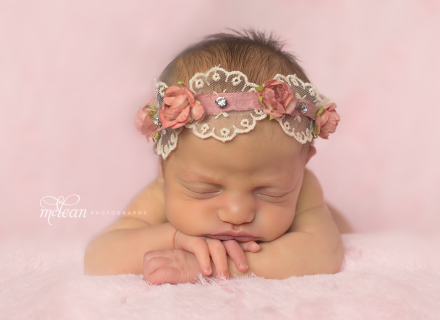 winter garden newborn photographer
